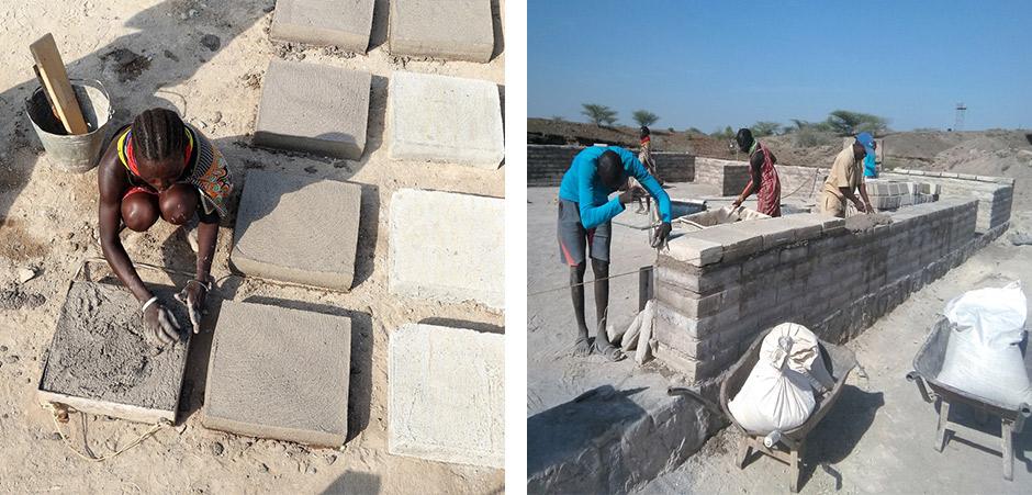Materiales sostenibles construcción
